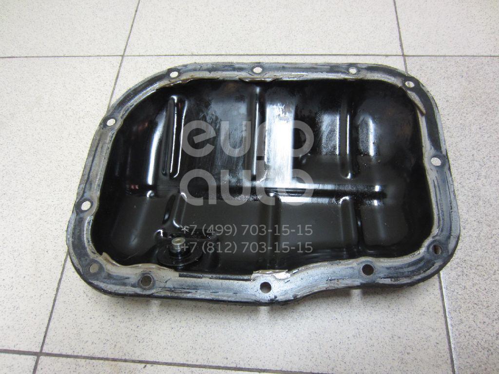 Поддон масляный двигателя Toyota Corolla E15 2006-2013; (1210237010)  - купить со скидкой