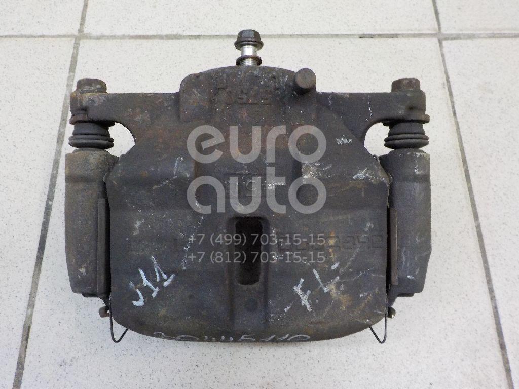 Купить Суппорт передний левый Nissan Qashqai (J11) 2014-; (410114EA0A)