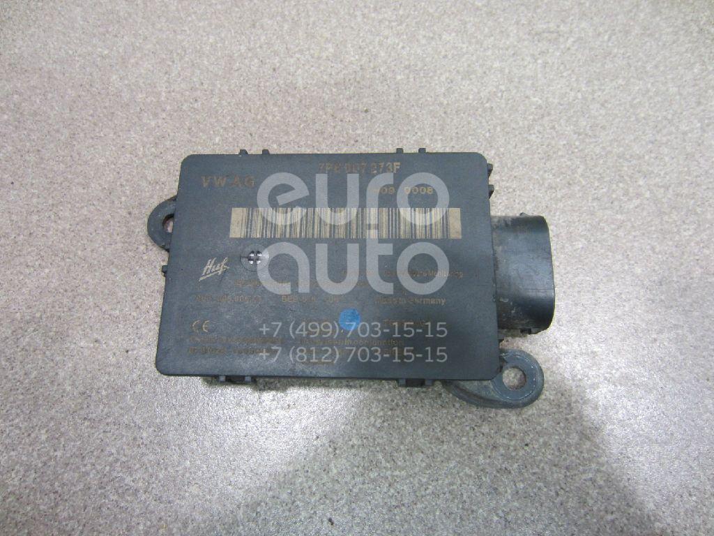 Купить Блок электронный VW Touareg 2010-; (7P6907273FZ0B)