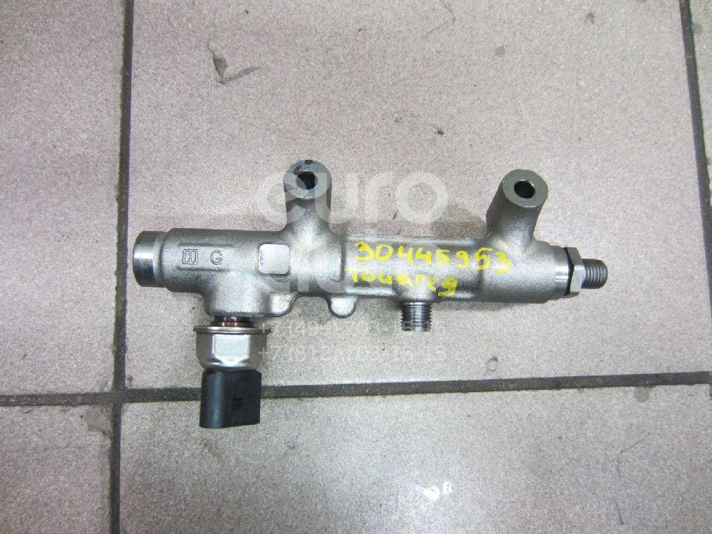 Купить Рейка топливная (рампа) VW Touareg 2010-; (059130089BT)