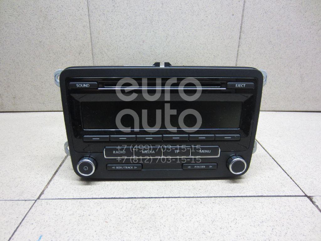 Купить Магнитола VW Passat [B7] 2011-2015; (1K0035186AN)