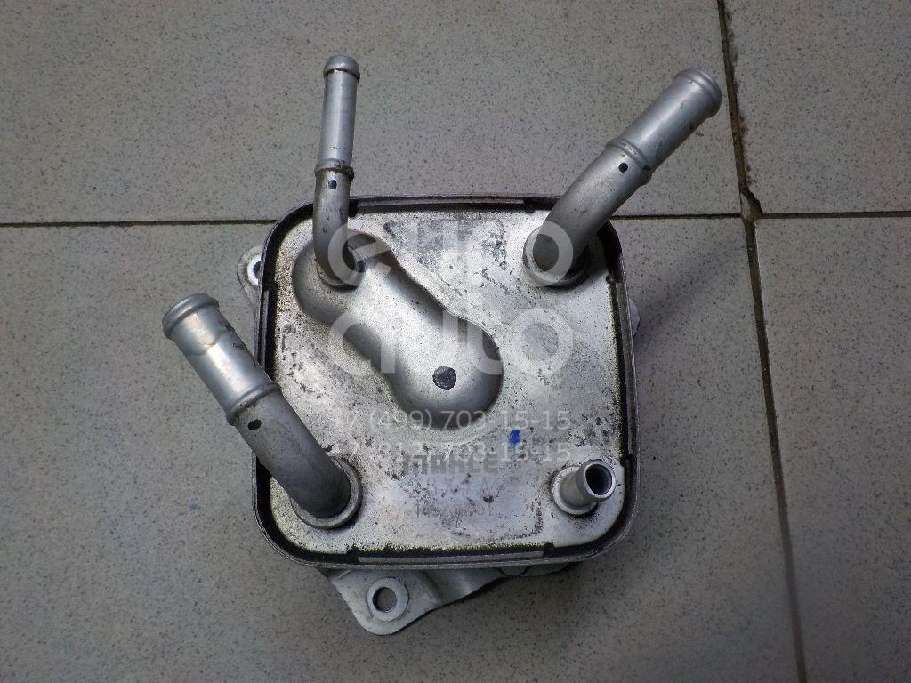 Купить Радиатор (маслоохладитель) АКПП Nissan Qashqai (J11) 2014-; (216063VX1A)