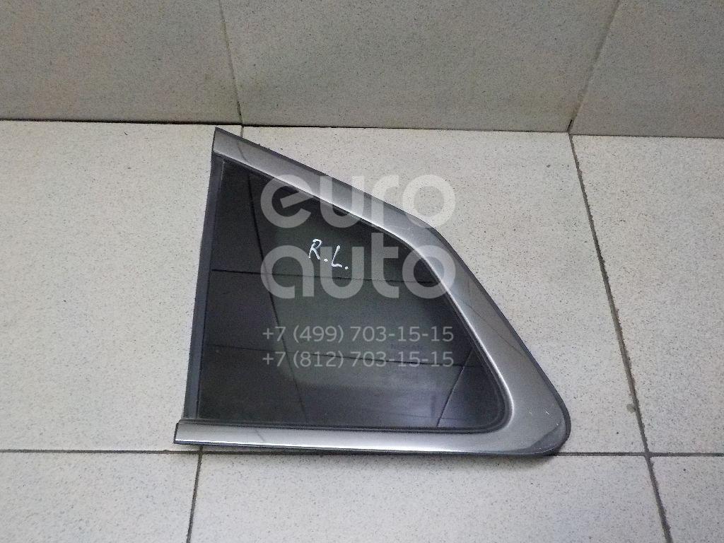 Купить Стекло кузовное глухое левое Nissan Qashqai (J11) 2014-; (833134EA1A)