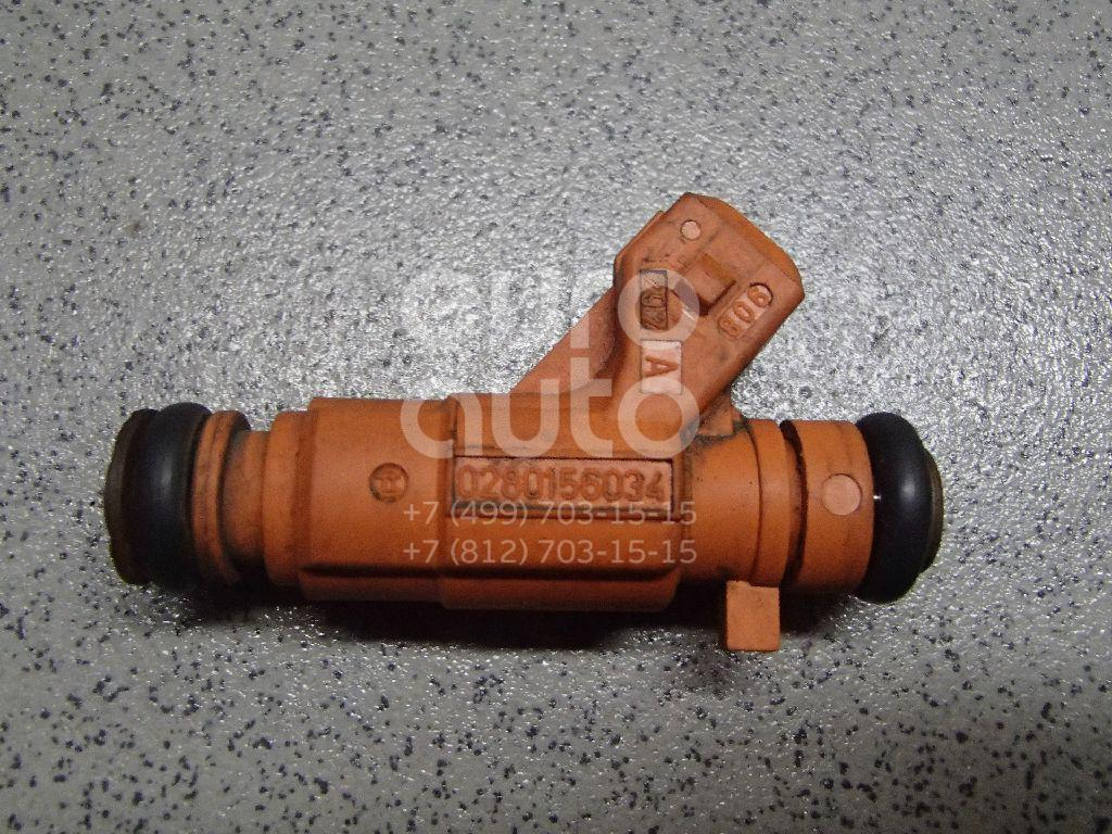 Купить Форсунка инжекторная электрическая Citroen C3 2002-2009; (1984E9)