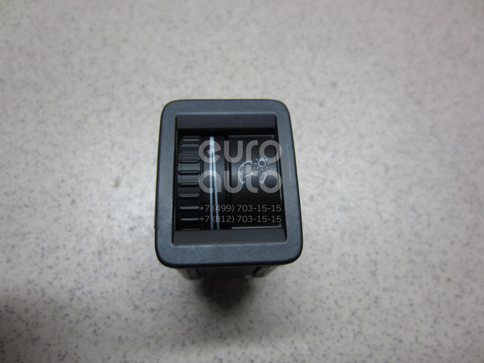 Кнопка освещения панели приборов VW Passat [B7] 2011-2015; (3C0941334A)  - купить со скидкой