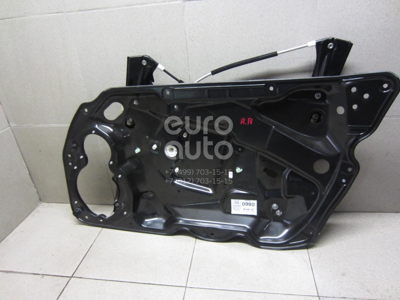 Стеклоподъемник электр. передний правый VW Passat [B7] 2011-2015; (3AA837462B)  - купить со скидкой