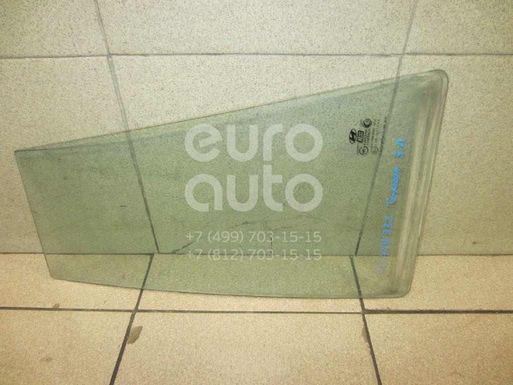 Купить Стекло двери задней левой (форточка) Hyundai Terracan 2001-2007; (83935H1030)