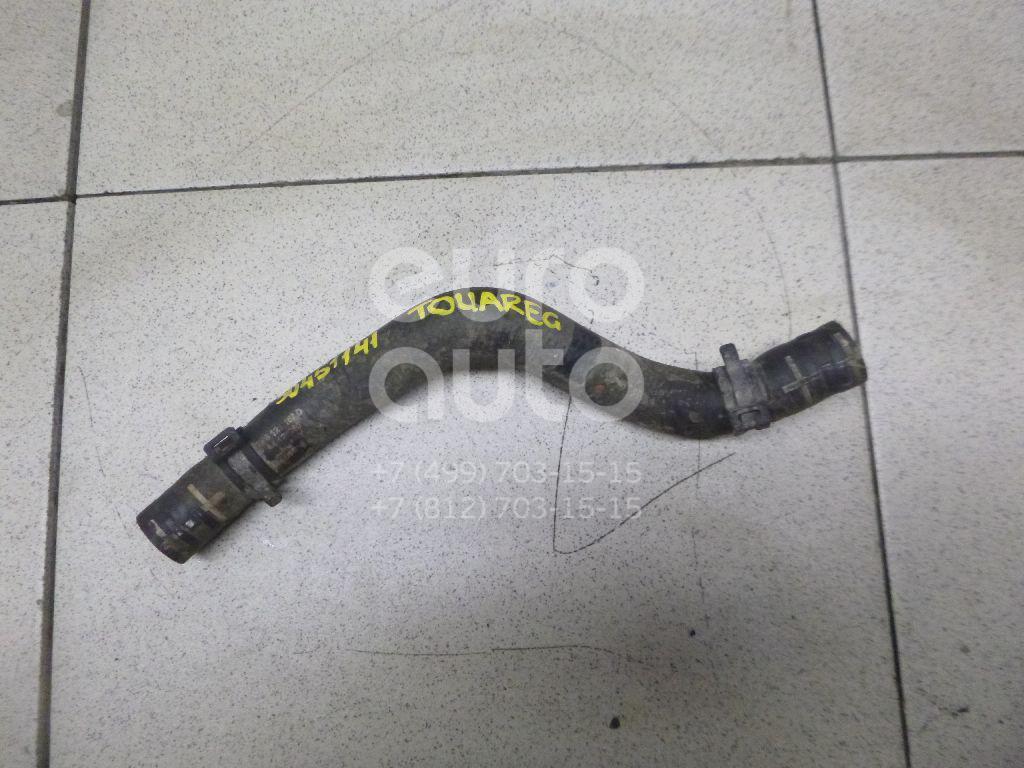 Шланг системы охлаждения VW Touareg 2010-; (7P6121157D)  - купить со скидкой
