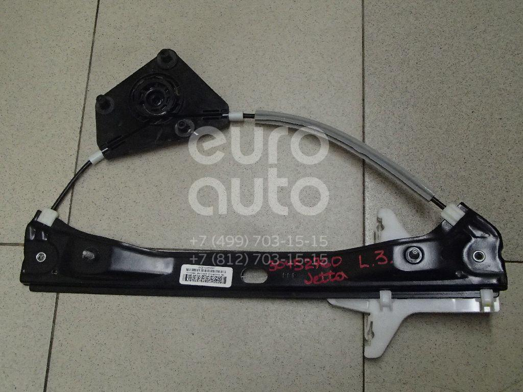 Стеклоподъемник электр. задний левый VW Jetta 2011-; (5C6839461D)  - купить со скидкой