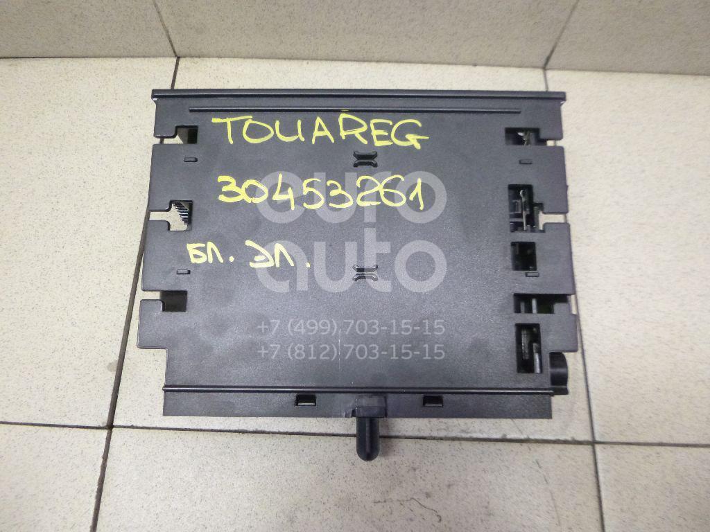 Купить Блок электронный VW Touareg 2010-; (7P6035341E)