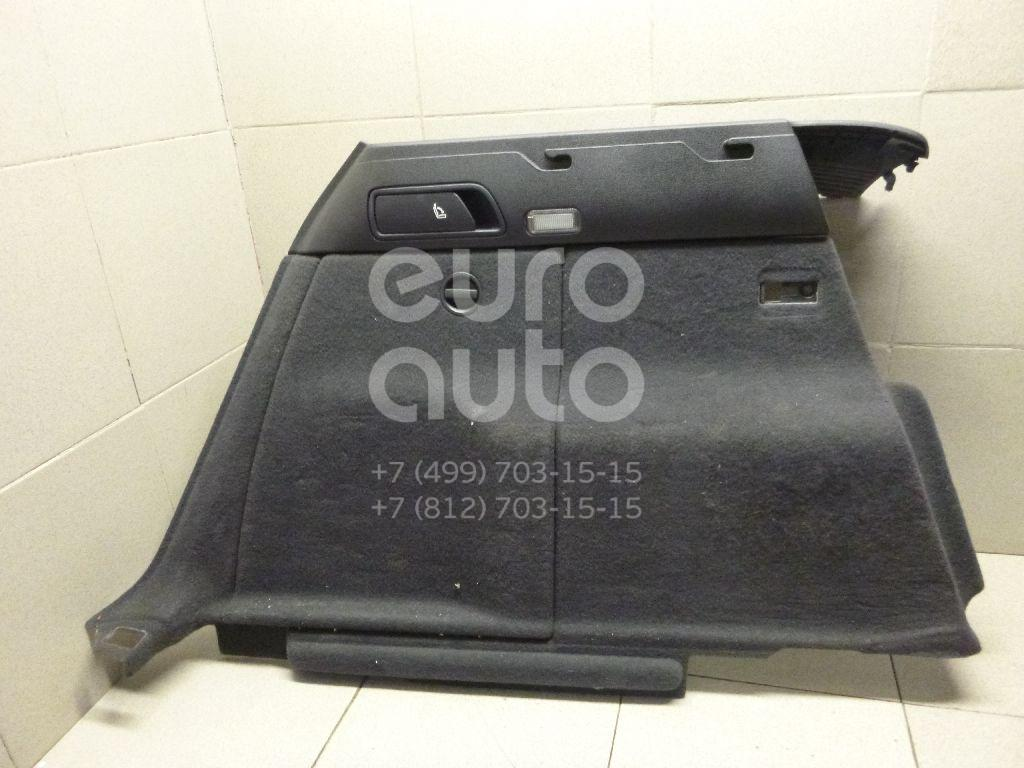 Купить Обшивка багажника Audi Q5 [8R] 2008-2017; (8R0863879D87A)