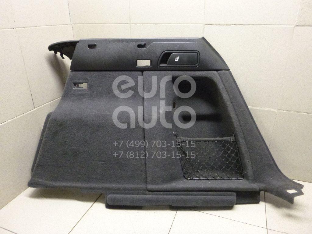Купить Обшивка багажника Audi Q5 [8R] 2008-2017; (8R0863880F87A)