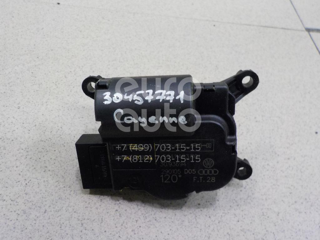 Купить Моторчик заслонки отопителя Porsche Cayenne 2003-2010; (95562491501)