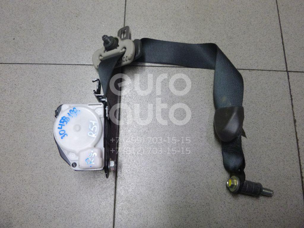 Купить Ремень безопасности Nissan Pathfinder (R51) 2005-2014; (888444X00B)