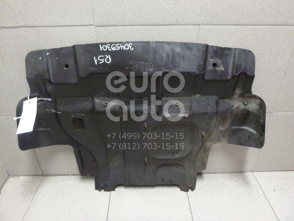 Купить Защита картера Nissan Pathfinder (R51) 2005-2014; (508105X20A)