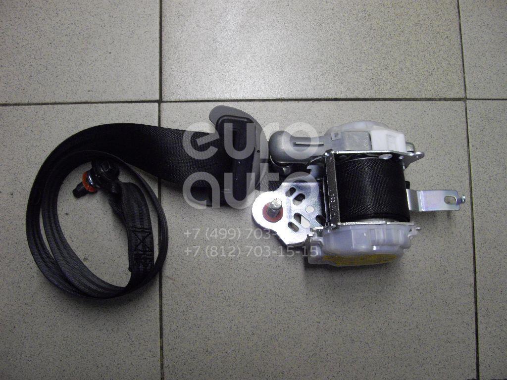 Ремень безопасности с пиропатроном Hyundai Solaris 2010-2017; (888804L000RY)  - купить со скидкой