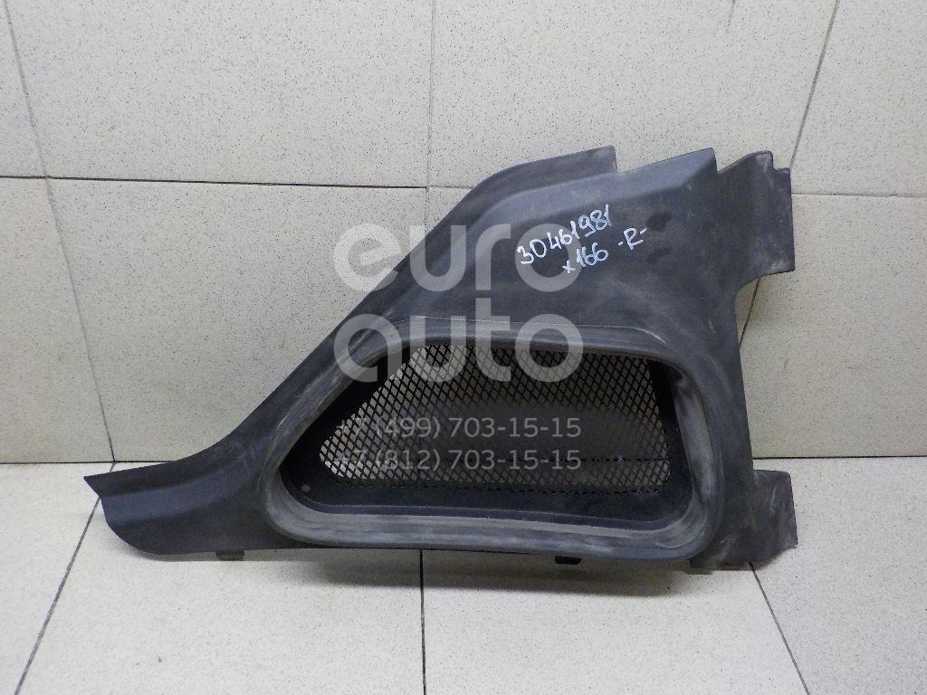 Решетка стеклооч. (планка под лобовое стекло) Mercedes Benz GL-Class X166 (GL/GLS) 2012-; (1668300013)  - купить со скидкой