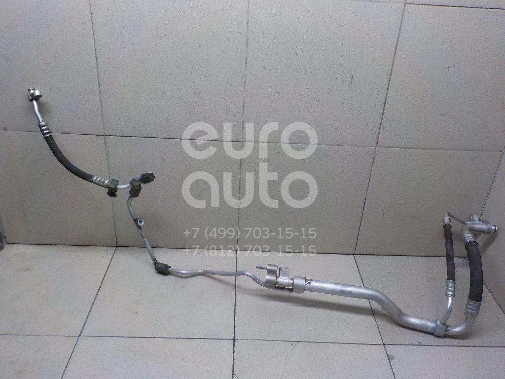 Трубка кондиционера Mercedes Benz GL-Class X166 (GL/GLS) 2012-; (1668300100)  - купить со скидкой