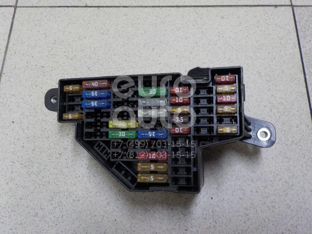 Купить Блок предохранителей VW Golf V 2003-2009; (1K1941824)