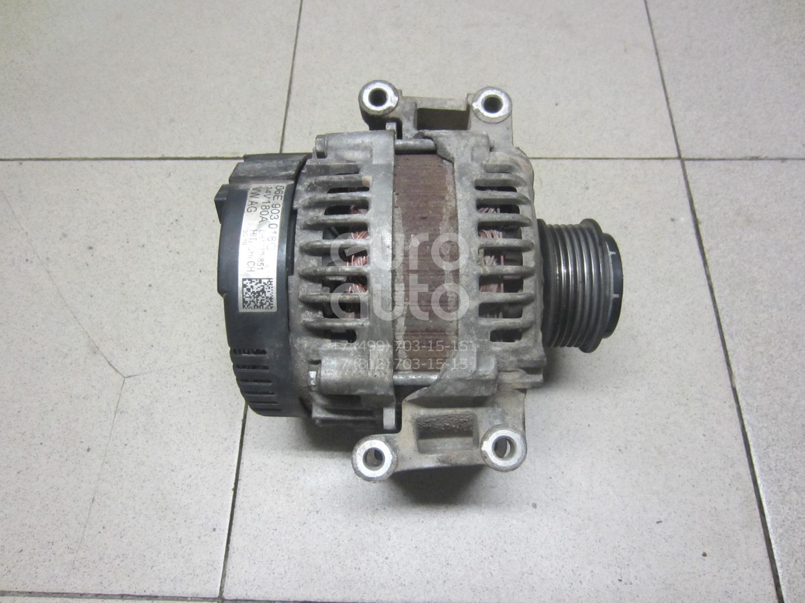 Купить Генератор Audi A7 2011-; (06E903018M)