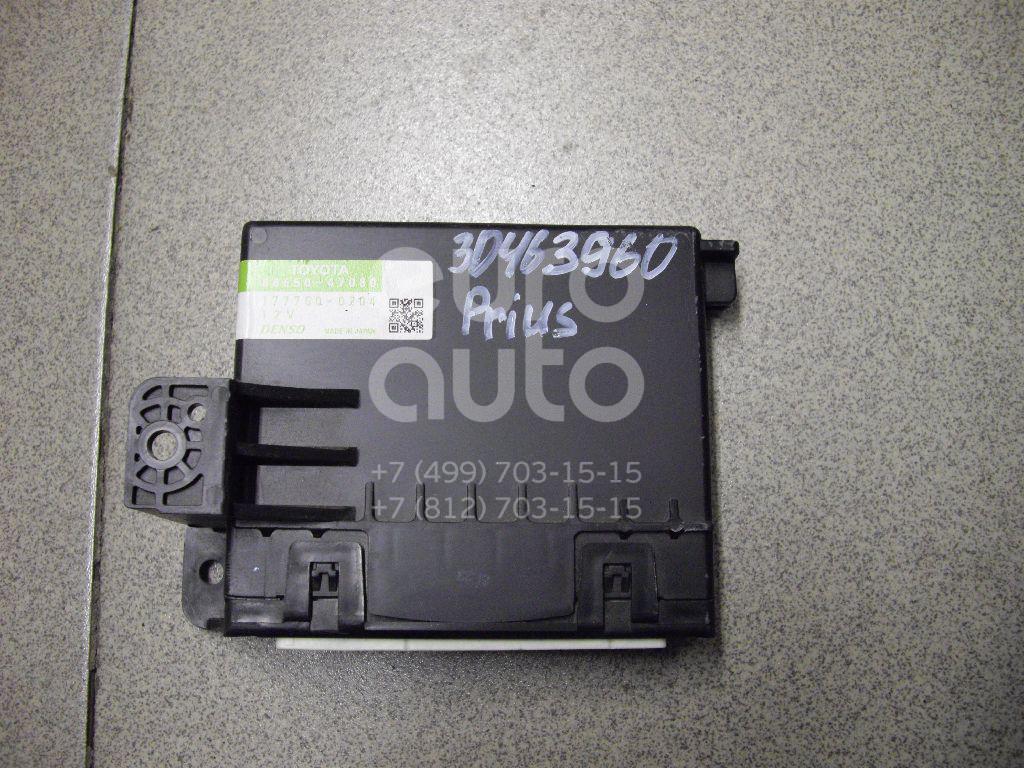 Купить Блок электронный Toyota Prius 2009-2015; (8865047080)