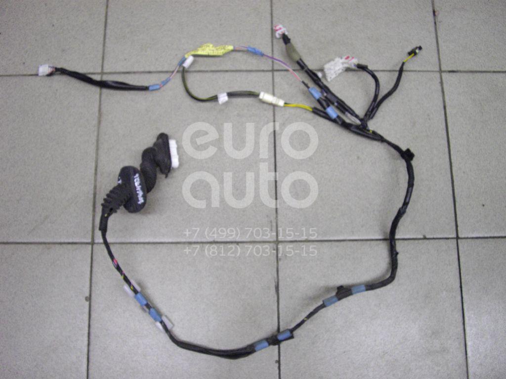 Купить Проводка (коса) Toyota Prius 2009-2015; (8215447150)