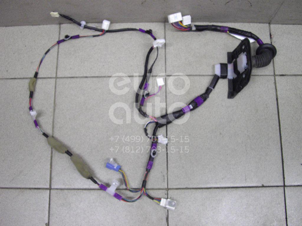 Купить Проводка (коса) Toyota Prius 2009-2015; (8215247320)