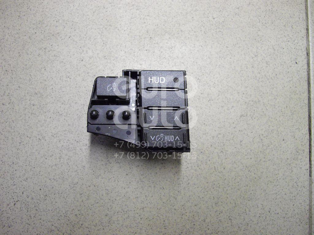 Купить Кнопка освещения панели приборов Toyota Prius 2009-2015; (8497547090)