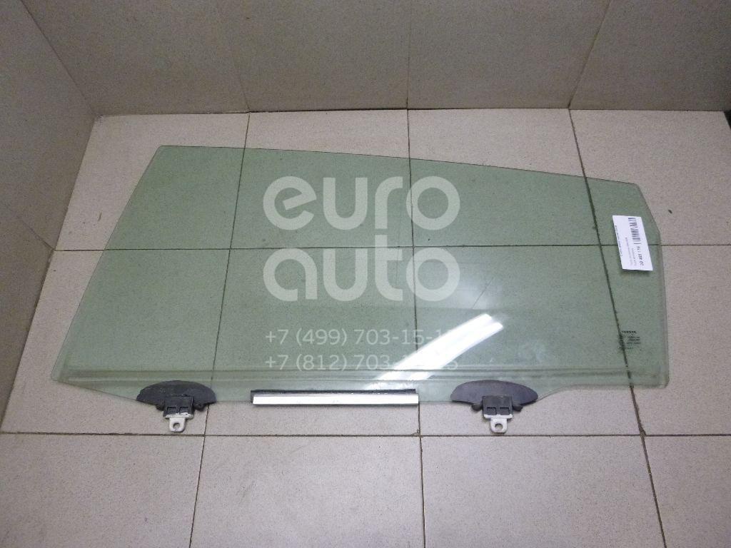 Стекло двери задней левой Toyota CorollaVerso 2004-2009; (681040F010)  - купить со скидкой
