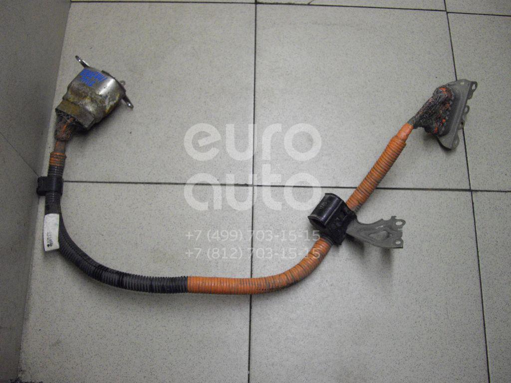 Купить Проводка (коса) Toyota Prius 2009-2015; (G114847040)