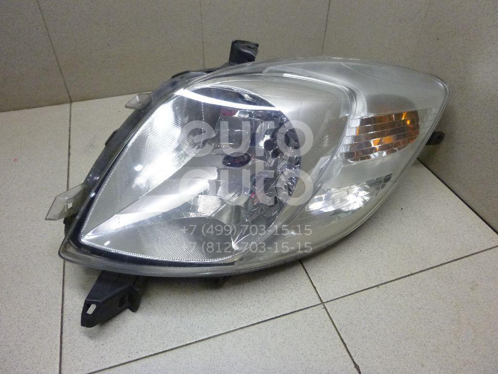 Купить Фара левая Toyota Yaris 2005-2011; (811700D130)