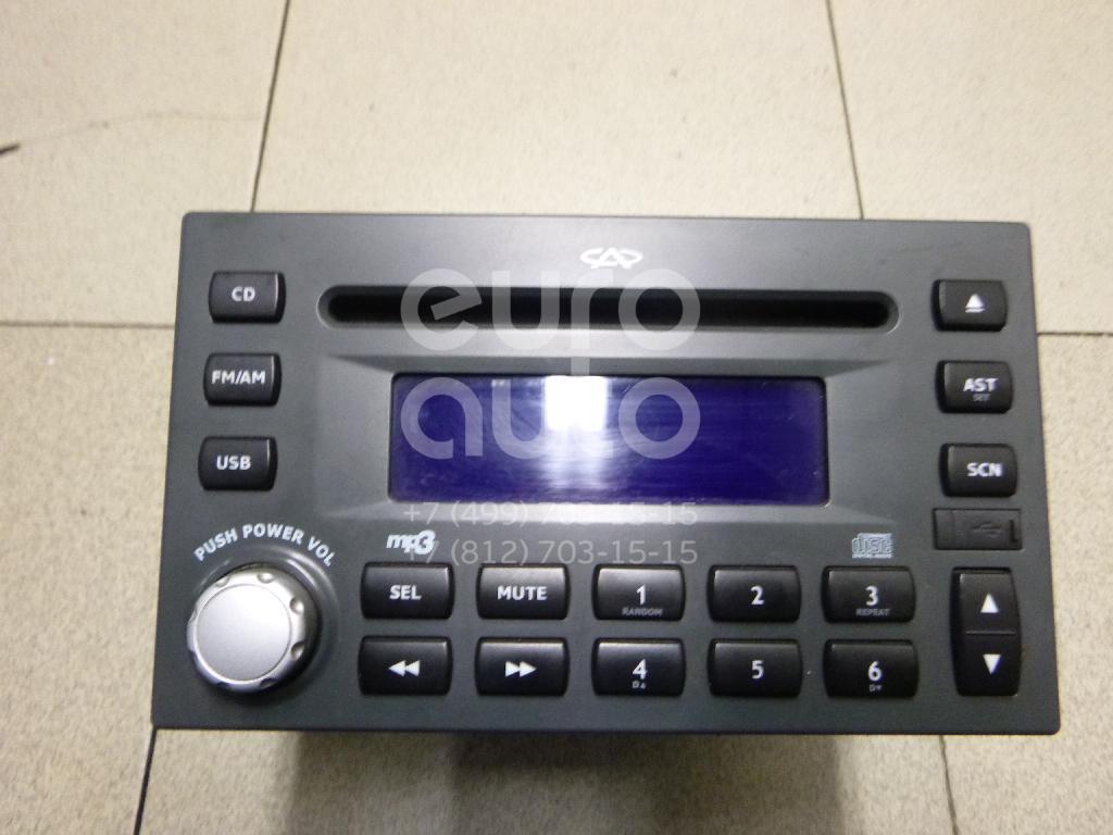 Купить Магнитола Chery QQ6 (S21) 2007-2010; (S217901050)