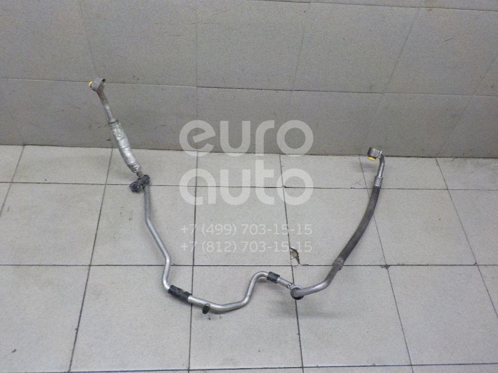 Купить Трубка кондиционера VW Passat [B6] 2005-2010; (3C0820743K)
