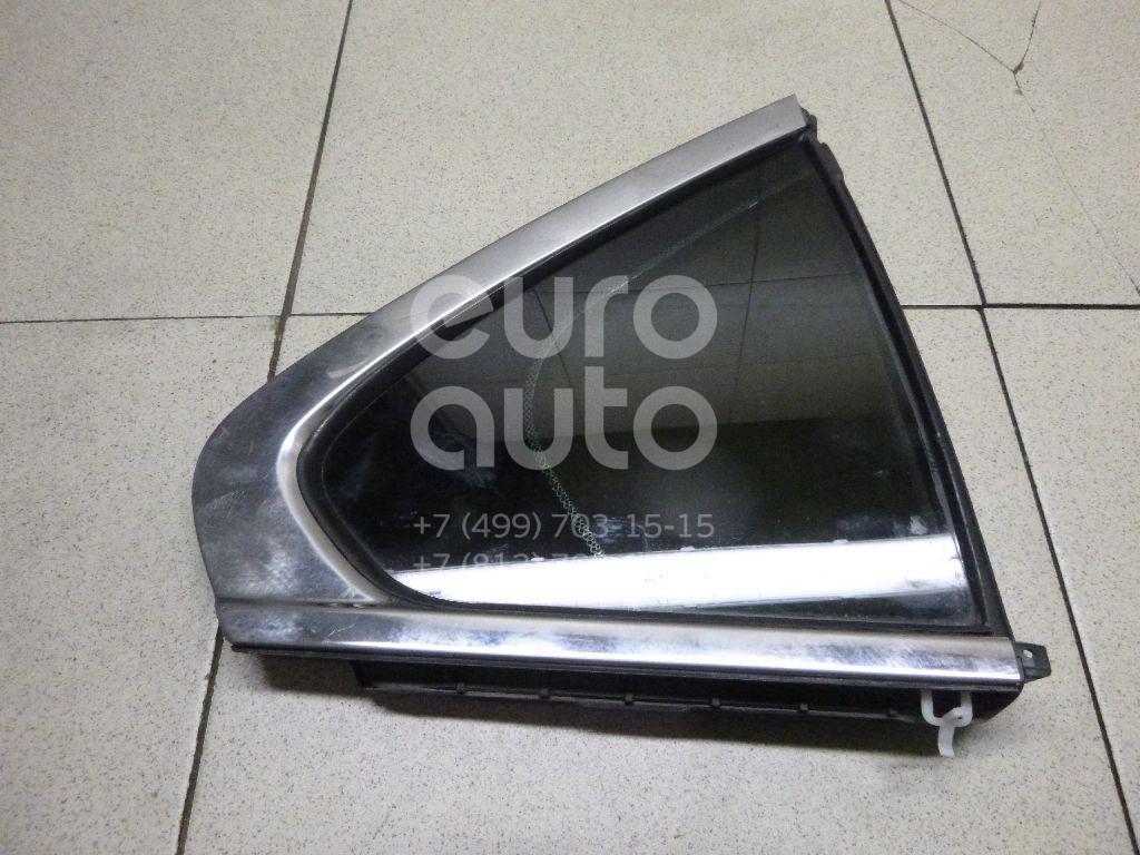 Купить Стекло двери задней правой (форточка) Honda Accord VIII 2008-2015; (73405TL0E00)