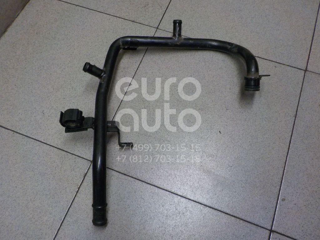 Купить Трубка охлажд. жидкости металлическая VW Passat [B6] 2005-2010; (06F121492B)