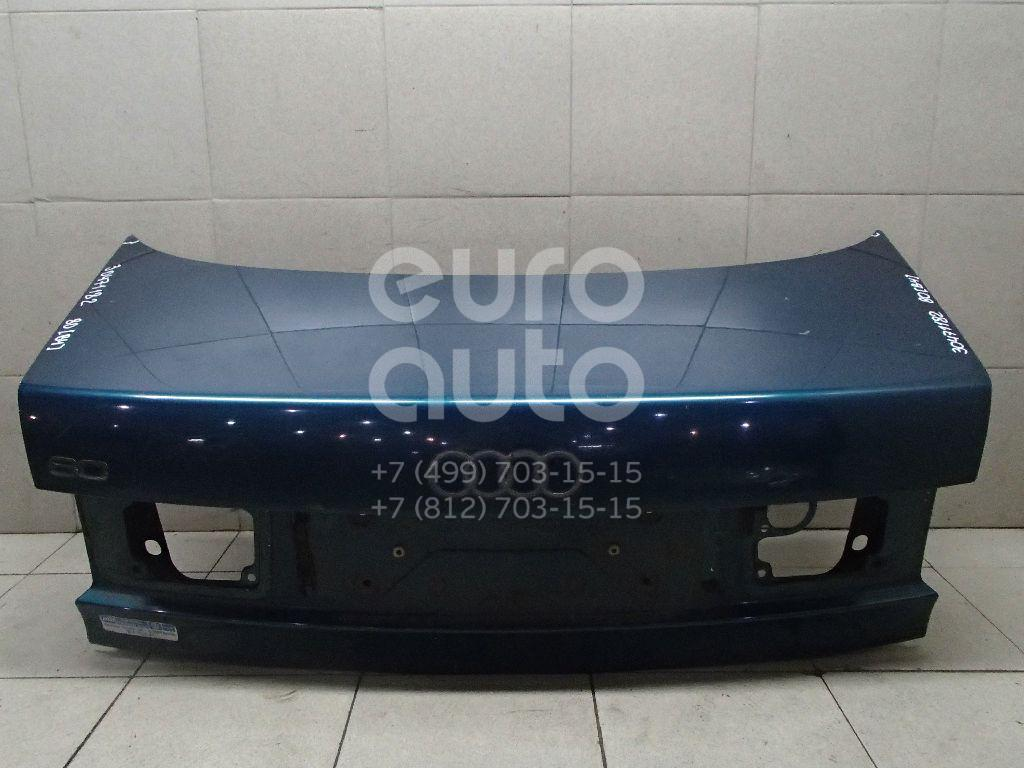Крышка багажника Audi 80/90 [B4] 1991-1994; (8A5827023E)  - купить со скидкой