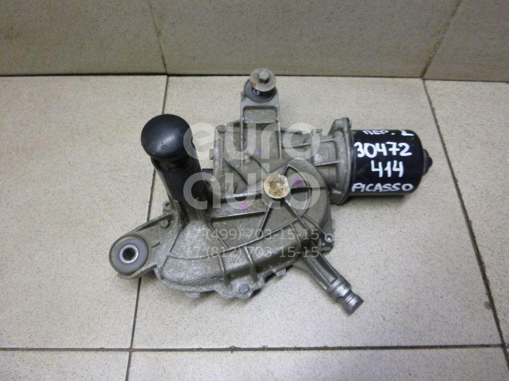 Купить Моторчик стеклоочистителя передний Citroen C4 Grand Picasso 2006-2014; (6405PG)