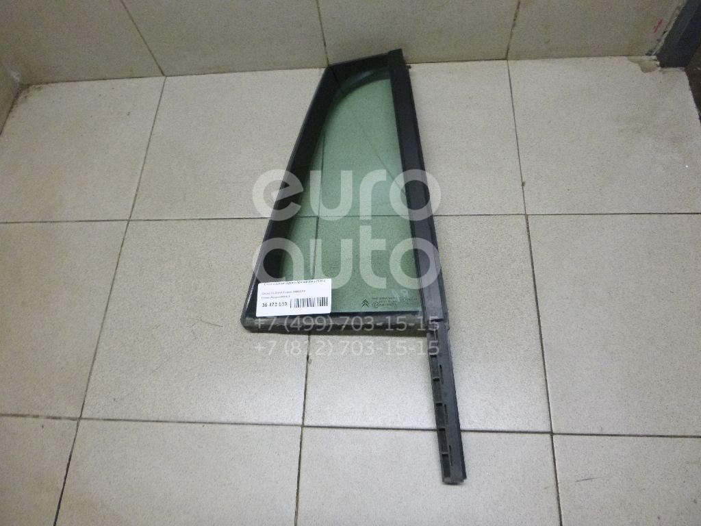 Купить Стекло двери задней правой (форточка) Citroen C4 Grand Picasso 2006-2014; (9204L6)