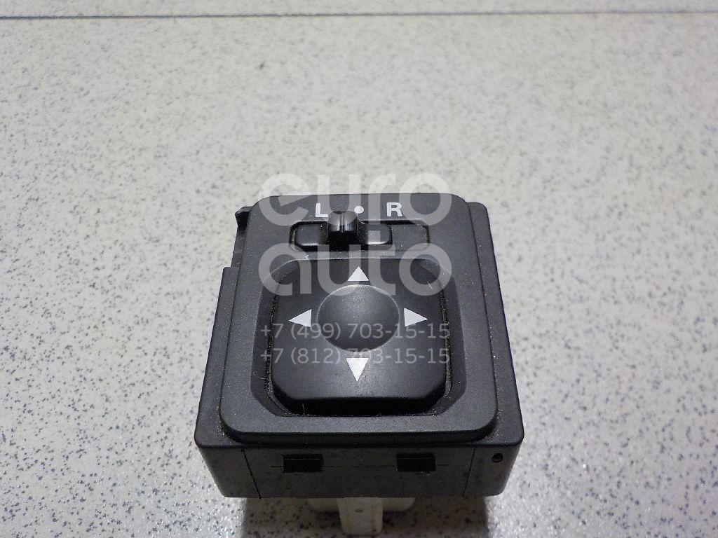 Купить Переключатель регулировки зеркала Mitsubishi Lancer (CS/Classic) 2003-2008; (MR417977)