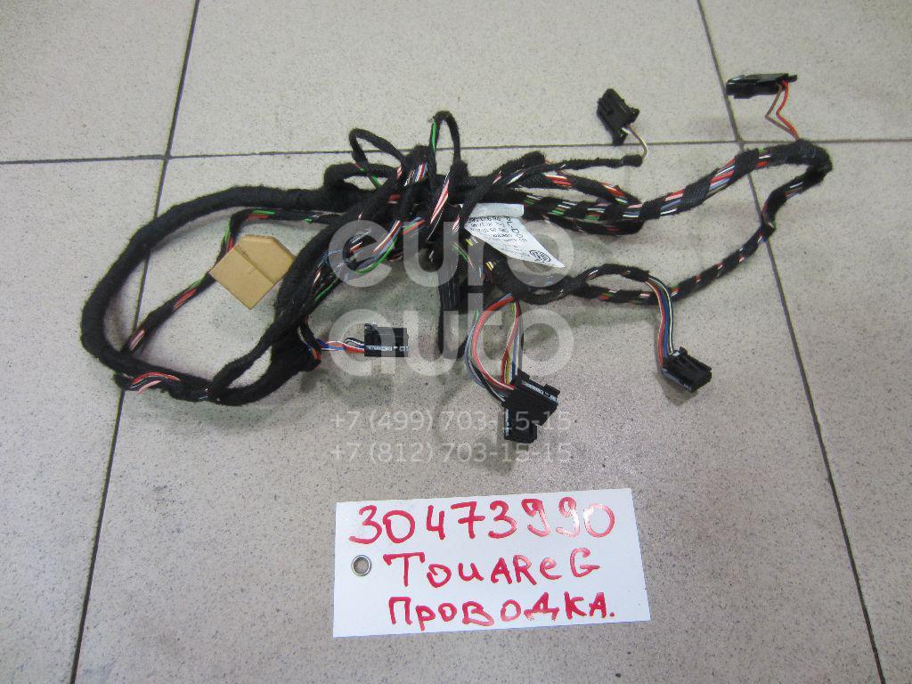 Купить Проводка (коса) VW Touareg 2010-; (7P6971565)
