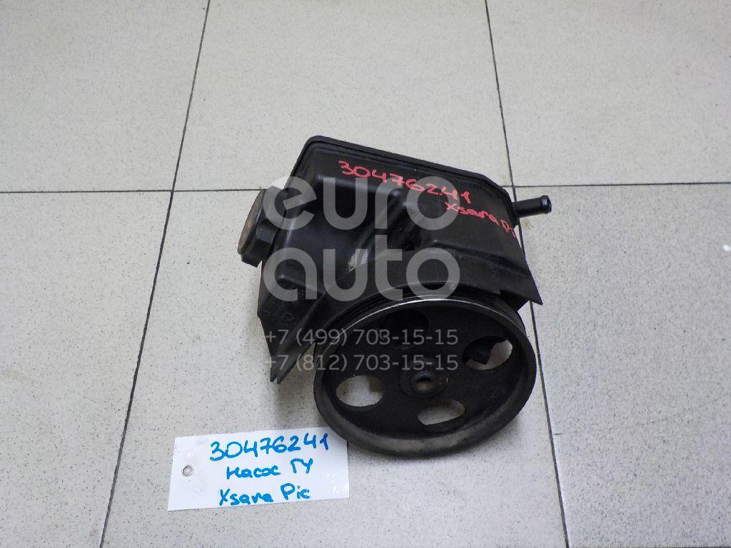 Купить Насос гидроусилителя Citroen Xsara Picasso 1999-2010; (4007Z6)