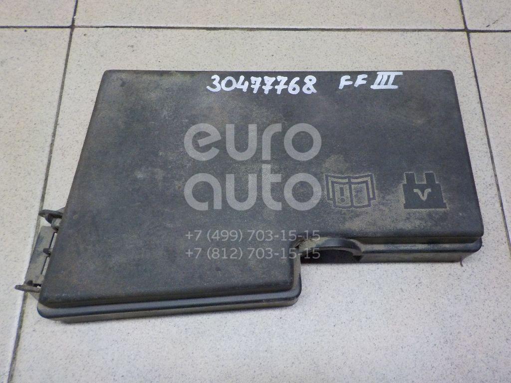 Купить Крышка блока предохранителей Ford Focus III 2011-; (1695809)