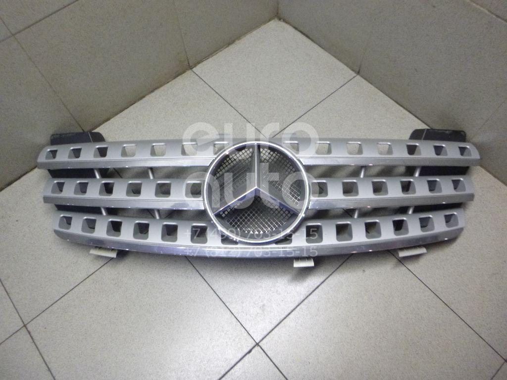 Купить Решетка радиатора Mercedes Benz W164 M-Klasse (ML) 2005-2011; (16488008859776)