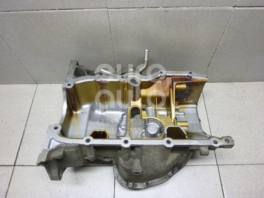Купить Поддон масляный двигателя Nissan Juke (F15) 2011-; (111101KA0A)