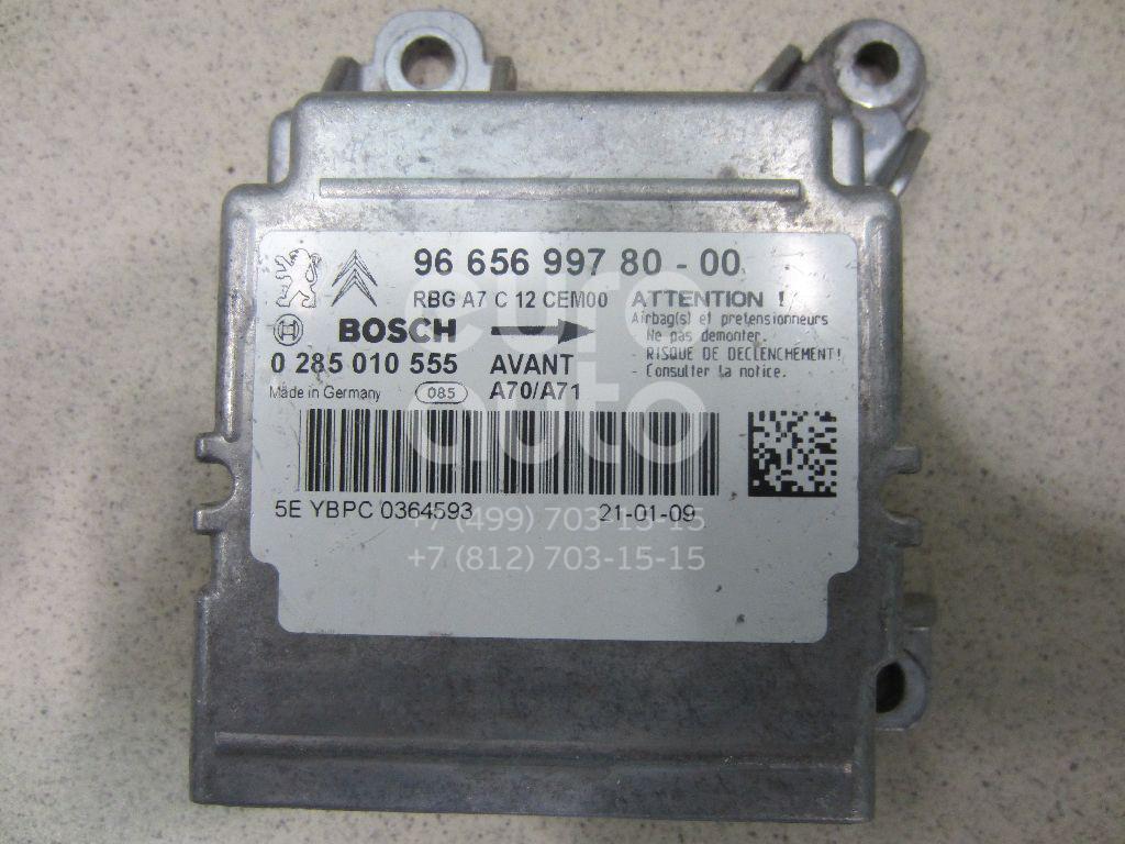 Купить Блок управления AIR BAG Peugeot 207 2006-2013; (0285010555)