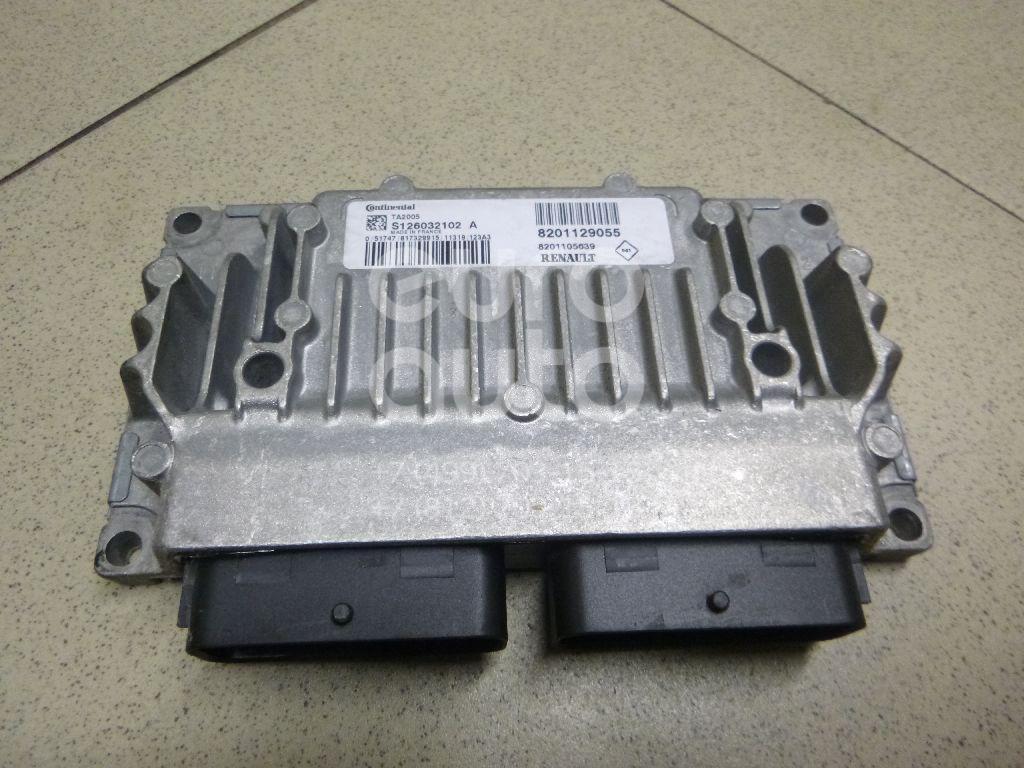 Блок управления АКПП Renault Sandero 2009-2014; (8201129055)  - купить со скидкой