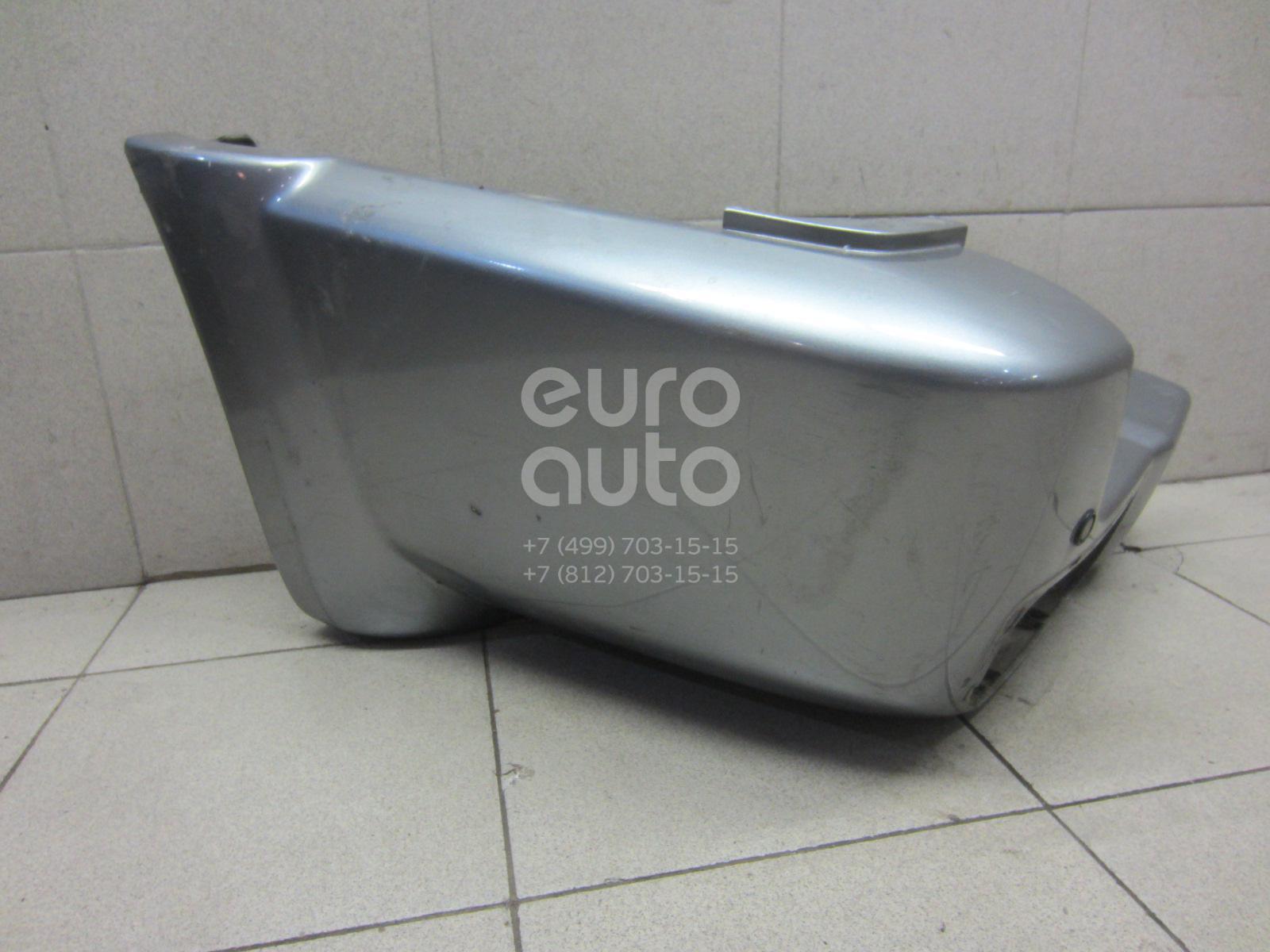 Купить Накладка заднего бампера левая Nissan Patrol (Y61) 1997-2009; (85025VC300)