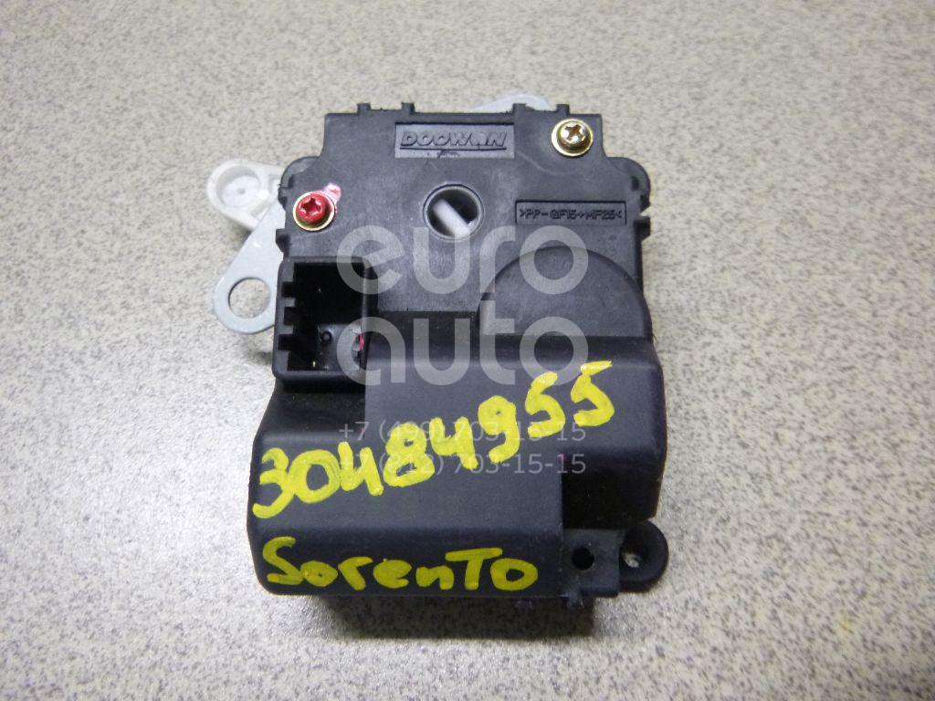 Купить Моторчик заслонки отопителя Kia Sorento 2002-2009; (972263E001)