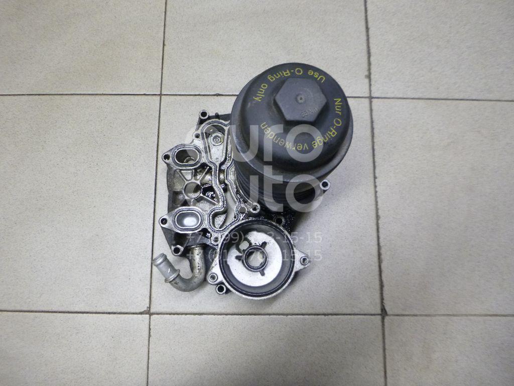 Купить Кронштейн масляного фильтра Porsche Cayenne 2010-; (95810701000)
