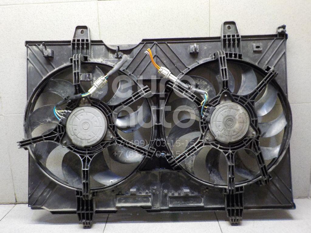 Купить Вентилятор радиатора Nissan X-Trail (T31) 2007-2014; (21481JG300)